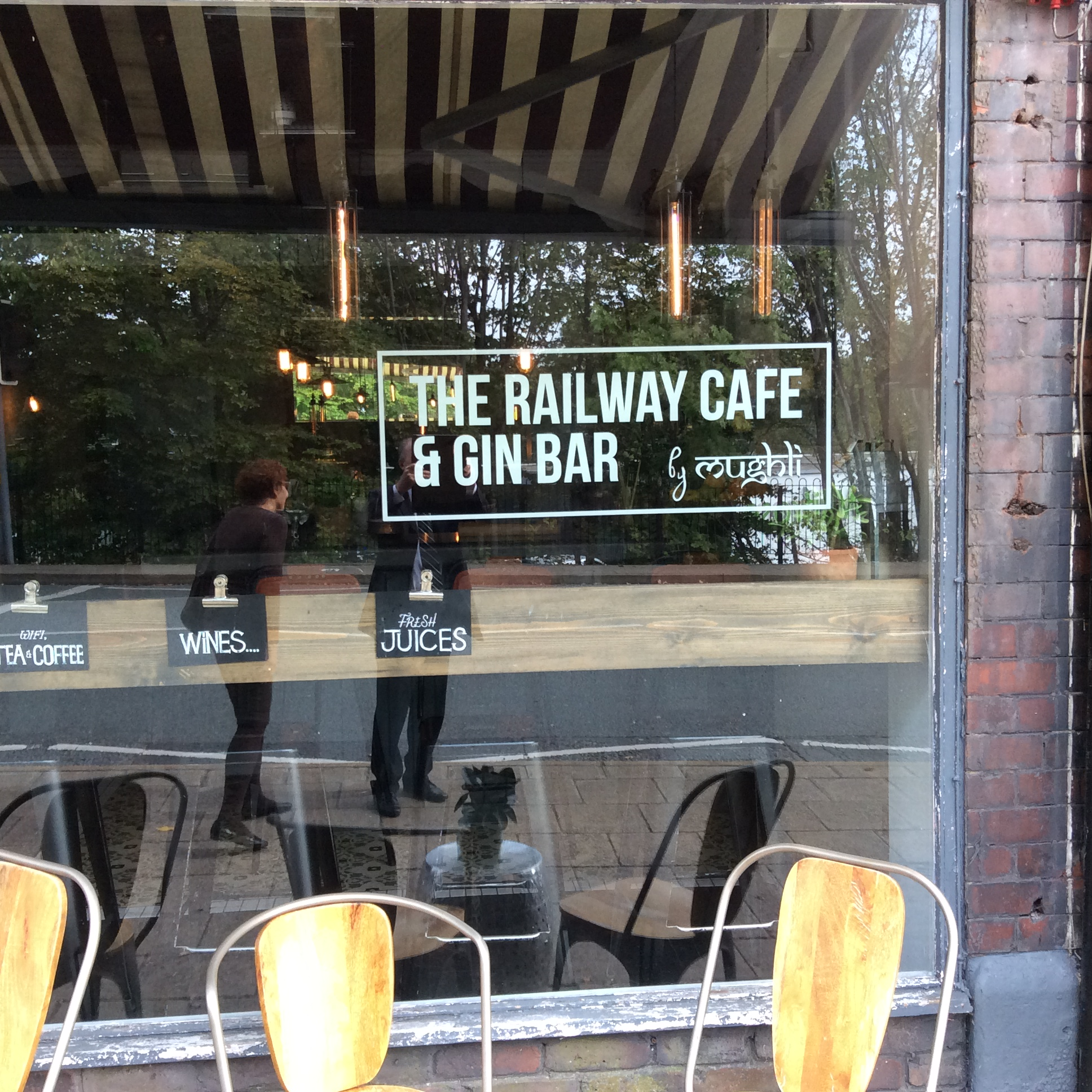 The Railway Cafe  Alderley Edge